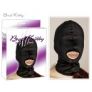 Bad Kitty Head Mask with Mouth Hole