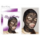 Bad Kitty Head Mask Lace